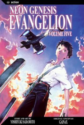 Neon Genesis Evangelion, Vol. 5 Cover Image