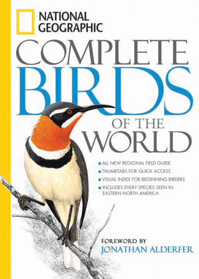National Geographic Complete Birds of the World Cover