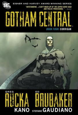 Gotham Central Book 4 Cover