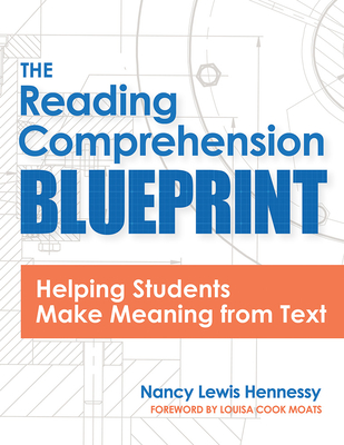 The Reading Comprehension Blueprint Cover Image