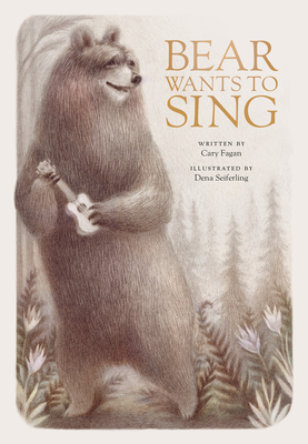 Cover for Bear Wants to Sing