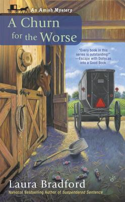 A Churn for the Worse (An Amish Mystery #5) Cover Image