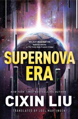 Supernova Era Cover Image