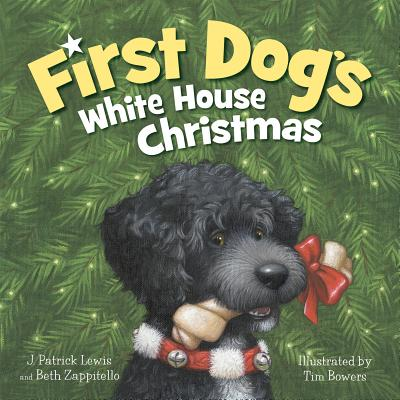 First Dog's White House Christmas Cover Image