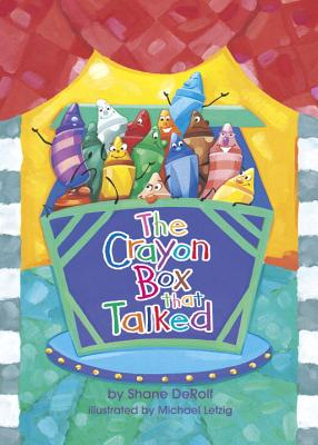 The Crayon Box That Talked Cover Image