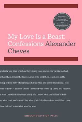My Love Is a Beast: Confessions Cover Image