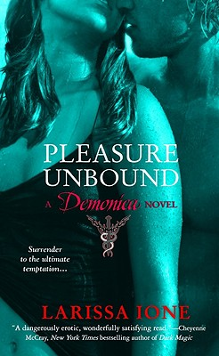 Pleasure Unbound: A Demonica Novel Cover Image