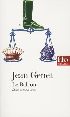 Cover for Balcon (Folio Theatre)