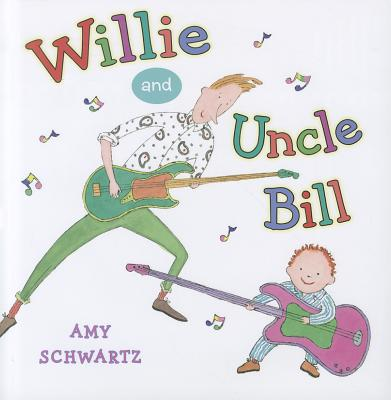 Cover for Willie and Uncle Bill