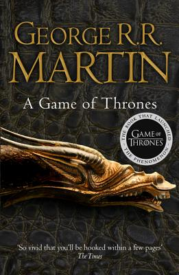 A Game of Thrones: Book 1 of a Song of Ice and Fire Cover Image