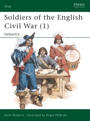 Soldiers of the English Civil War (1) Cover