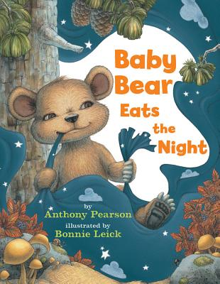 Baby Bear Eats the Night Cover