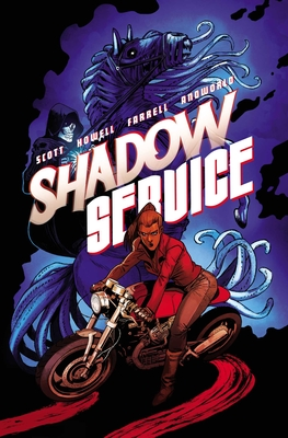 Shadow Service Vol. 2: Mission Infernal Cover Image