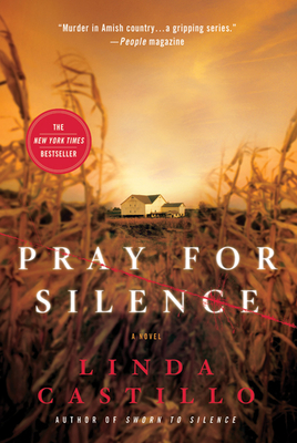 Pray for Silence: A Kate Burkholder Novel Cover Image