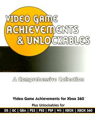 Video Game Achievements & Unlockables Cover