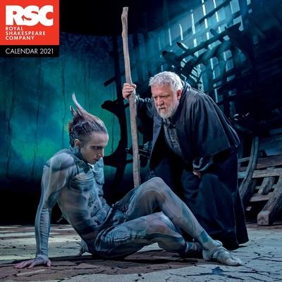 Royal Shakespeare Company - The Comedies Wall Calendar 2021 (Art Calendar) Cover Image