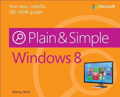 Windows 8 Plain & Simple Cover Image