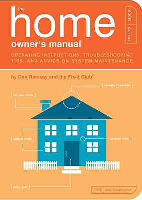 The Home Owner's Manual Cover