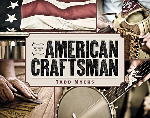Cover for Portraits of the American Craftsman