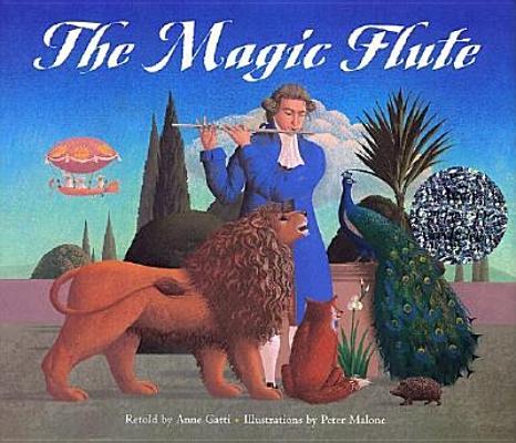 The Magic Flute Cover