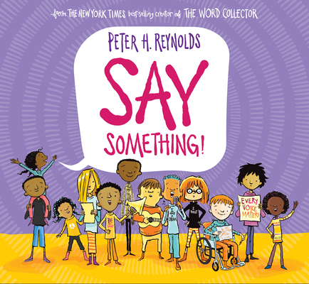 Say Something Cover Image