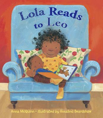 Lola Reads to Leo Cover