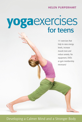 Yoga Exercises for Teens Cover