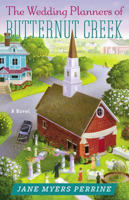 The Wedding Planners of Butternut Creek Cover