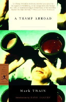 A Tramp Abroad Cover