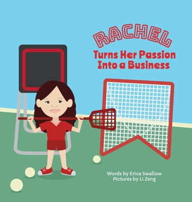 Cover for Rachel Turns Her Passion Into Business