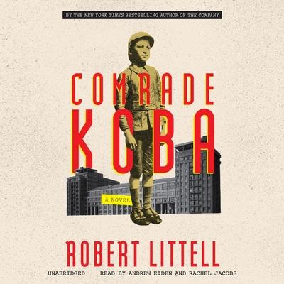 Comrade Koba Lib/E cover
