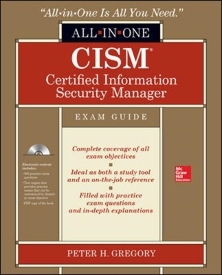 Cism Certified Information Security Manager All-In-One Exam Guide [With CD (Audio)] Cover Image