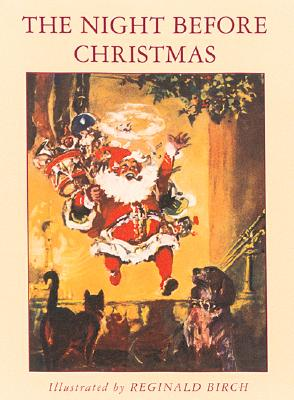 The Night Before Christmas: A Visit from St. Nicholas Cover Image