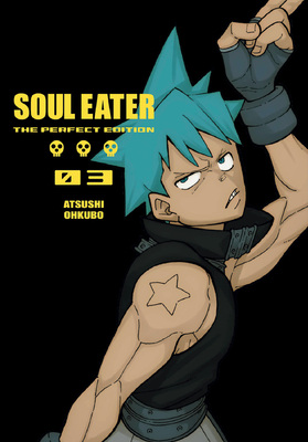 Soul Eater: The Perfect Edition 03 Cover Image