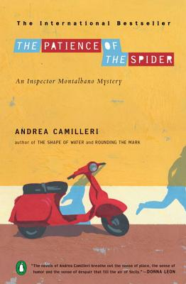 The Patience of the Spider (An Inspector Montalbano Mystery #8) Cover Image