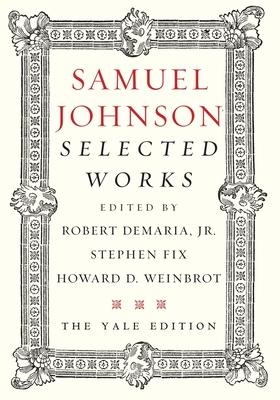 Samuel Johnson: Selected Works Cover Image