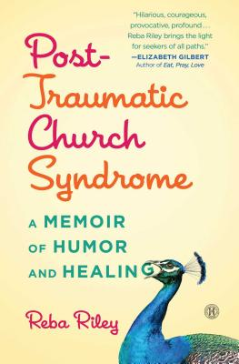 Post-Traumatic Church Syndrome Cover