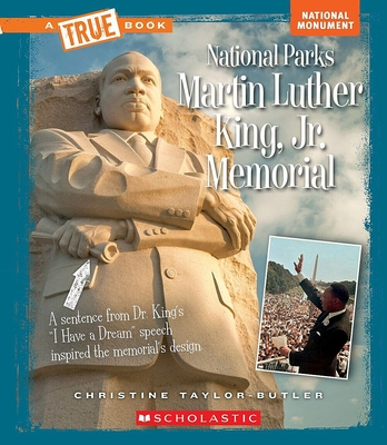 Martin Luther King, Jr. Memorial (A True Book: National Parks) Cover Image