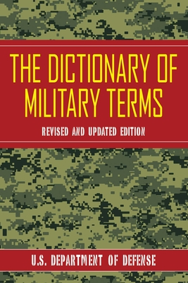 The Dictionary of Military Terms Cover Image