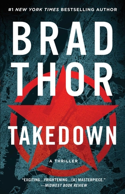 Takedown: A Thriller (The Scot Harvath Series #5) Cover Image