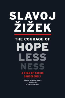 Cover for The Courage of Hopelessness