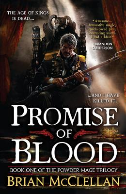 Promise of Blood Cover