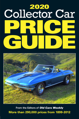 2020 Collector Car Price Guide Cover Image