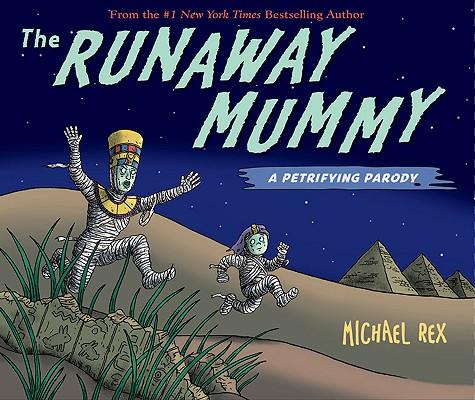 Runaway Mummy Cover