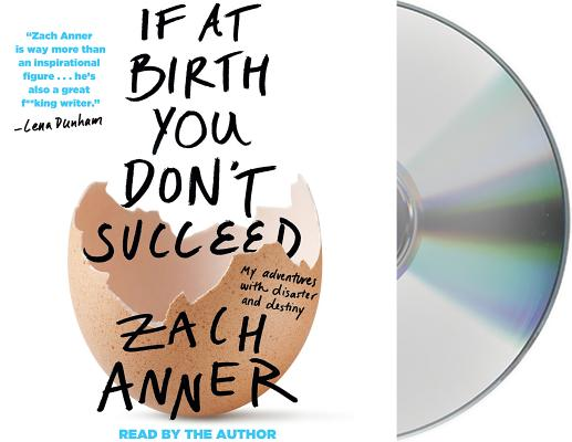 If at Birth You Don't Succeed Cover