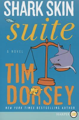Shark Skin Suite: A Novel (Serge Storms #19) Cover Image