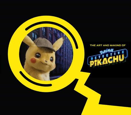 The Art and Making of Pokémon Detective Pikachu Cover Image