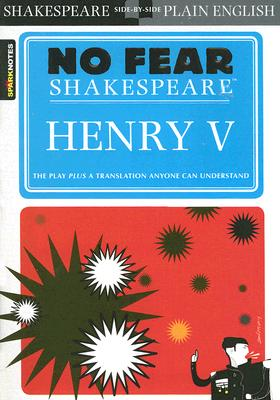 Henry V (No Fear Shakespeare) Cover Image