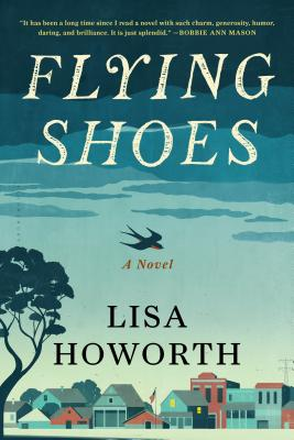 Flying Shoes Cover Image