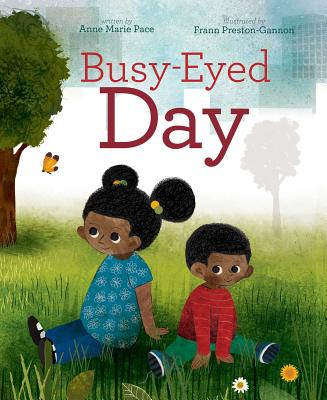 Cover for Busy-Eyed Day